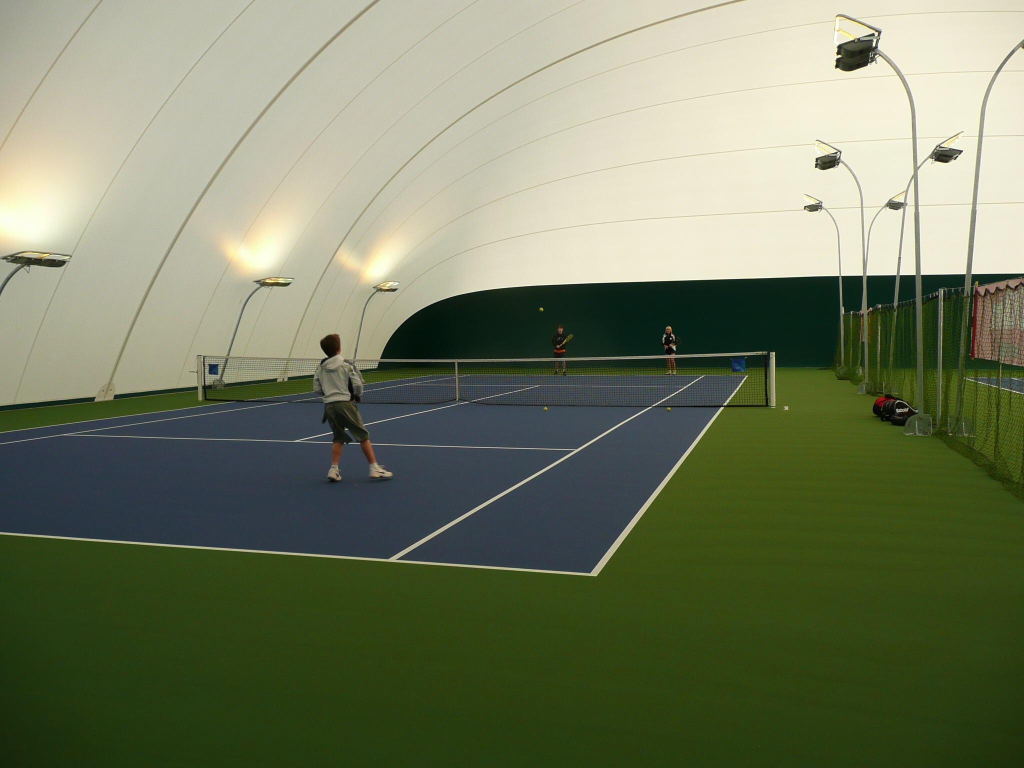 Amicale du tennis d 39 ifs for Club de tennis interieur saguenay